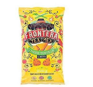 TORTILLA CHIPS SABOR QUEIJO FRONTERA 200G