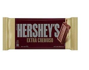 CHOCOLATE EXTRA CREMOSO HERSHEYS 92G