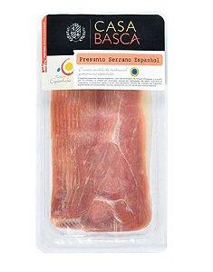 PRESUNTO SERRANO ESPANHOL FATIADO CASA BASCA 100G