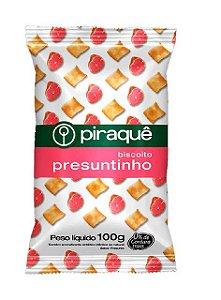 SALGADINHO PRESUNTINHO PIRAQUE 100G