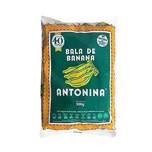 Balas de Banana Antonina 500g