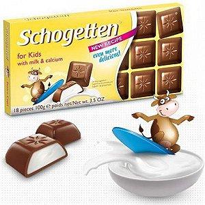 CHOCOLATE FOR KIDS  SCHOGETTEN 100G