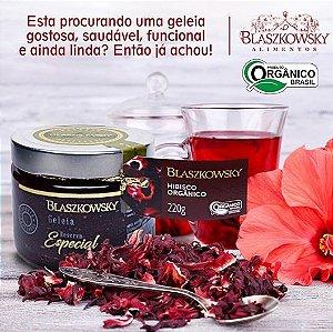 GELEIA ORGANICA DE HIBISCO BLASZKOWSKI 220G
