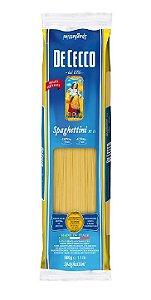 SPAGHETTINI N°11 ITALIANO DE CECCO 500G