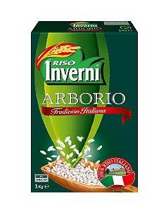 ARROZ ARBORIO RISO INVERNI 1KG