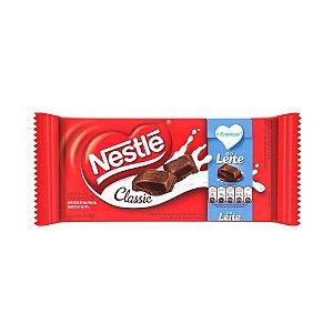 CHOCOLATE AO LEITE NESTLE CLASSIC 90G