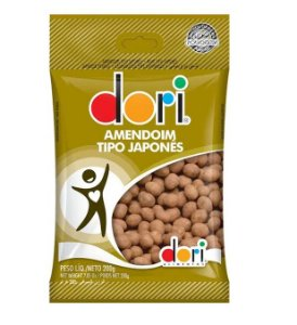 AMENDOIM JAPONES DORI 200G