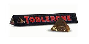 CHOCOLATE TOBLERONE MEIO AMARGO 100G