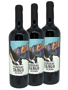 COMBO VINAS DEL TANGO BLEND TINTO 3 X 750ML