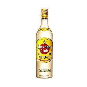 Rum Havana Club 3 anos 750 ML