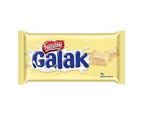 CHOCOLATE BRANCO GALAK 90G
