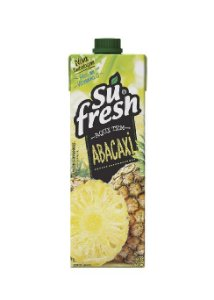 SUCO SUFRESH ABACAXI 1L