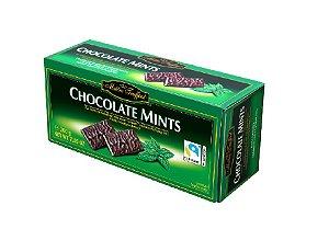 BARRINHAS DE CHOCOLATE COM MENTA MAITRE 200G
