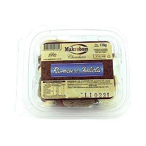 Biscoito Makrobom Romeu e Julieta 170g