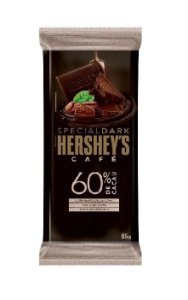 CHOCOLATE HERSHEYS SPECIAL DARK COM CAFE 60% 85G
