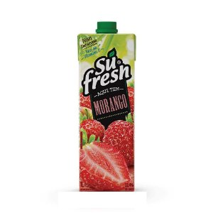 SUFRESH MORANGO 1L