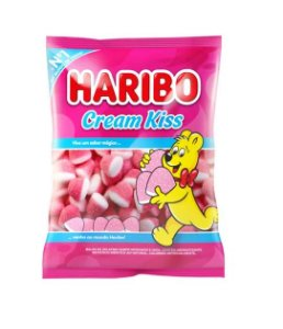 HARIBO CREAM KISS 100G