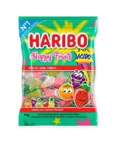 HARIBO HAPPY FRUITS 90G