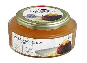 VINHO & FRUTA CALDA DE CHARDONNAY C/ PERA CASA MADEIRA 240G