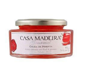 GELEIA DE PIMENTA CASA DE MADEIRA 220G