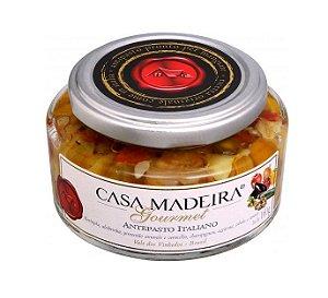 ANTEPASTO ITALIANO CASA MADEIRA 160G