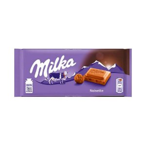 CHOCOLATE MILKA NOISETTE 100G