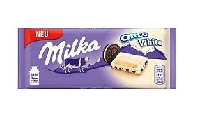 MILKA OREO WHITE 100G
