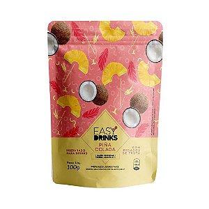 Preparado para Drinks sabor Abacaxi Pina Colada Easy Drinks 100g