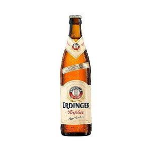 Cerveja Erdinger Weissbier Mit Hefe 500ml