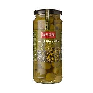 Azeitonas Verdes sem Caroço La Pastina 150g