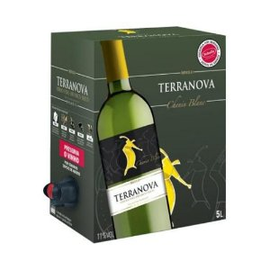 VINHO TERRANOVA CHENIN BLANC BAG IN BOX 5 L