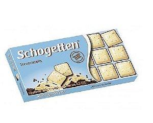 CHOCOLATE STRACCIATELLA SCHOGETTEN 100G