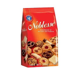 Biscoito Noblesse Doces Sortidos 300g