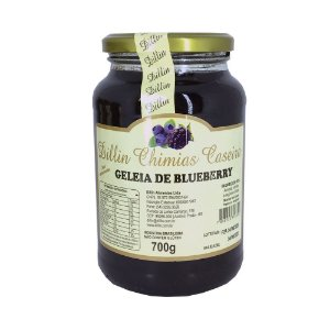 CHIMIA DE BLUEBERRY DILLIN CHIMIAS 700G