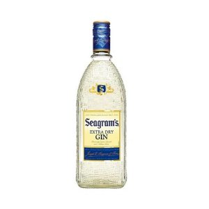 GIN SEAGRAMS DRY 980ML