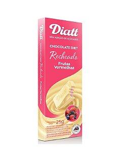 CHOCOLATE  DIATT RECHEADO FRUTAS VERMELHAS 25G