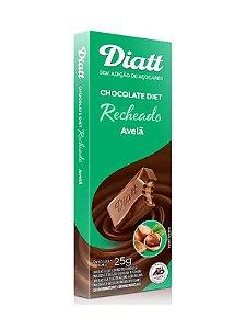 CHOCOLATE  DIATT RECHEADO AVELA 25G