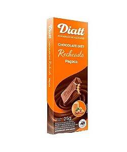 CHOCOLATE  DIATT RECHEADO PACOCA ZERO25G