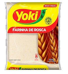 FARINHA DE ROSCA YOKI 500G