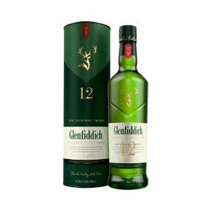 WHISKY GLENFIDDICH 12 YEARS 750ML