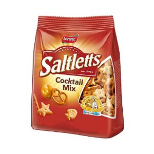 SALTLETTS COCKTAIL MIX LORENS 180G