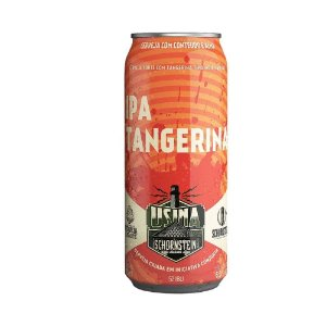 Cerveja Schornstein Ipa Tangerina Lata 473ml