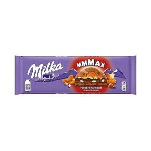 CHOCOLATE MILKA  ALMOND CARAMEL 300G