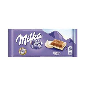 CHOCOLATE MILKA YOGHURT 100G