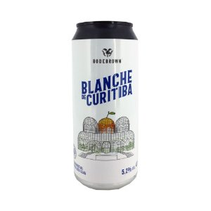 CERVEJA BODEBROWN BLANCHE DE CURITIBA  473 ml