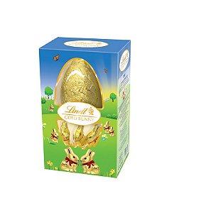 OVO DE PASCOA CHOCOLATE GOLD BUNNY EGG LINDT 125G