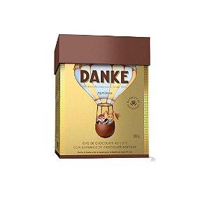 OVO CHOCOLATE AO LEITE COM BARRINHAS DANKE 380G