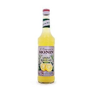 Xarope de Limão Rantcho Monin 700ML
