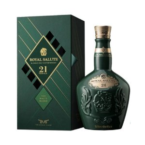 Whisky Royal Salute The Malts Blend 21 Anos 700ml