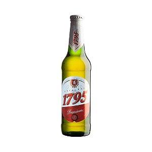 Cerveja 1795 Dark Original Czech Lager 500ML